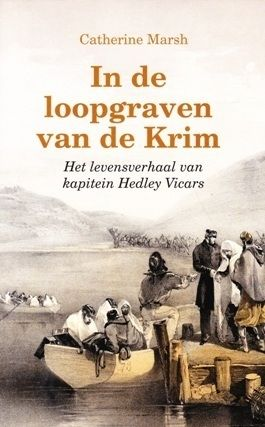 Marsh, In de loopgraven van de Krim